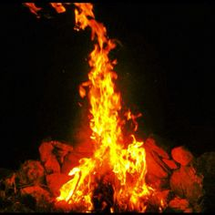 Annual New Years fire; Indian Hills, Colorado