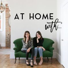 Podcast - Your home says so much about you - where you've travelled, who you've met, and the kind of person you are. We're Lily and Anna, lifestyle content creators. We've asked people we admire to open their front doors and talk about their lives, by taking a tour of their homes to discover who they really are.We've riffled through their wardrobes, nosed through their fridges and even scrolled through their Sky+ recordings, to shed some light on their fascinating lives.Join us At Home With…