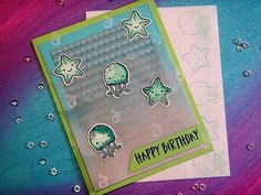 HandmadebyRenuka: 1 Kit - 10 and more Cards with Flavor Of The Month june 2017 Card Kit - Part 2