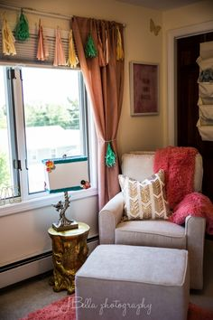 Cozy Nursing Nook -