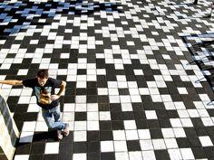 Hamam square Utrecht - Landscape Interventions