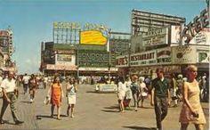 Steel Pier, Atlantic City NJ , late '60's