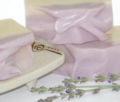Lavender handmade soap www.spoilyourself.co.za