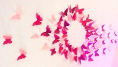 Papillons Gossip Girl