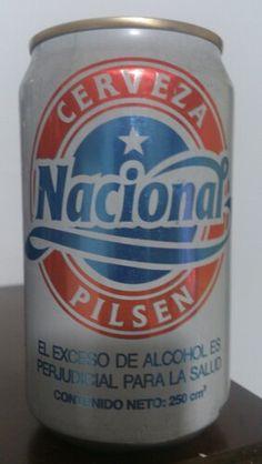 Nacional - Venezuela;  Beer - Can