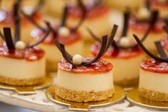 Mesa de doces casamento chanel cheesecake