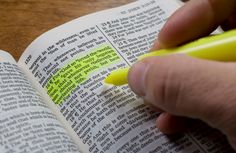Discover how reading the Bible energizes your faith and helps you reach your goals.