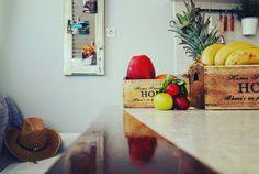 Dining area...🍽🍌🍎🍍 #angelos_apartments #alonissos #sporades #greece #greekislands