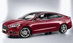 #Ford #Mondeo4puertas. El sedán tecnologíco con diseño innovador e ingeniería de precisión,