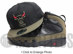 a4a8f92eb36 Chicago bulls the trace faux leather melton air jordan retro xiii new era  59fifty fitted hat