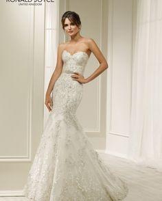 Heidi 69218 wedding dress by Ronald Joyce ‹ Bridal Caprice