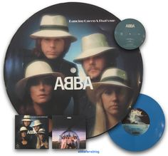 "Abba's ""Dancing Queen"" on picture disc and blue vinyl from the re-issued ""Arrival"" singles box-set... #Abba #Agnetha #Frida #Vinyl http://abbafansblog.blogspot.co.uk/2017/09/vinyl.html"