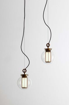 """PARACHILNA launches a new lighting collection designed by Neri & Hu, based on the ancient """"Chinese lanterns"""" and powered by the latest technology."""