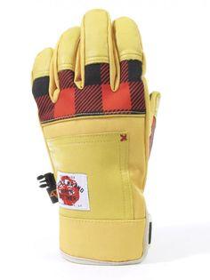 Blunt 12/13 Gloves - Bittner