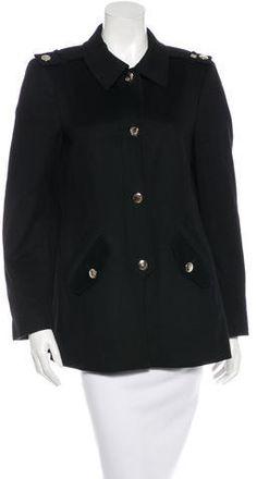 Gucci Wool Short Coat Gucci, Wool, Stylish, Jackets, Fashion, Down Jackets, Moda, La Mode, Jacket