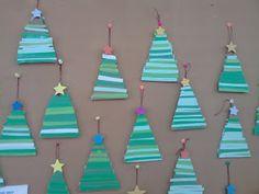 Τάξη αστεράτη: Χριστουγεννιάτικες κατασκευές!