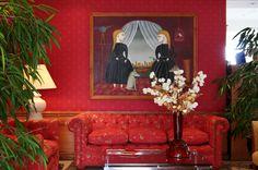 Óleo de María José Romero #HsmChile #VinadelMar #Chile #Arte #Pintura #Turismo