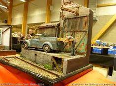 Resultado de imagen de car dioramas
