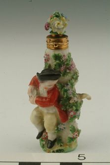Scent Bottle Chelsea 1765