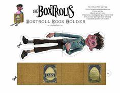Boxtrolls egg holder