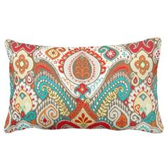 """Title : 201 Bohemian, Boho, Asian Style Lumbar Pillow  Description : Fashions, """"Trendy-Designs"""", """"Stylish-Décor"""", Fabrics, Patterns, Bohomian, Moroccan, India, Decorations, Contemporary, Modern, Ethnic, Boho, Tribal, Kilim, Tapestries, Unique, Abstract, Flowers, Floral, Gypsy, Paisley, Art, Chic, Hippie, """"Eastern-Europe"""", """"Quilting-Fabrics"""", """"Home-Décor"""", """"Home-Accents"""", Colorful, Geometric, Cute, Whimsical, Batik, Retro, Vintage, """"Native-American"""", """"Tribal-Prints, Kaleidoscope, Vibrant…"""