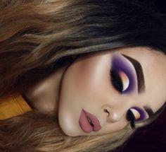 I recreated my followers makeup look!!! @bianca_chelmu_makeup #myfollowersmakeupchallenge Makeup deets - @nyxcosmetics Ultimate Palette…