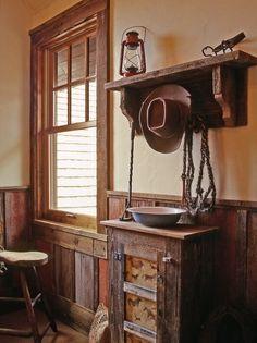 cowboy home