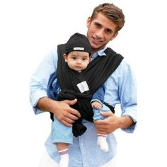Baby K'tan Baby Carrier, recommended on hellobee