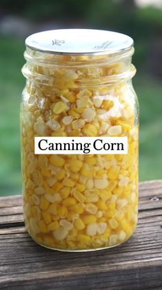 Canning Corn, Canning Tips, Home Canning, Canning Recipes, Holiday Recipes, Great Recipes, Favorite Recipes, Corn Dishes, Cooking