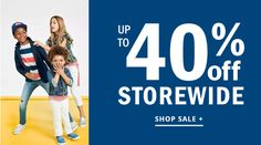 #OldNavy | Up to 40% Off Storewide + Extra 30% Off Shop from #USA only through Ishopinternational.com  http://oldnvy.me/2jTWJ39