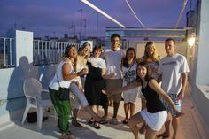 Activities for students / Actividades para los estudiantes. #Cádiz #Spain #LaNocheDeBlanco #WhiteDresscode
