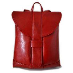 BATOH CLOE 5 Mobiles, Leather Backpack, Backpacks, Zip, Bags, Fashion, Handbags, Moda, Leather Backpacks