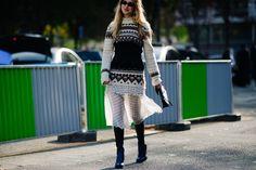 Le 21ème / Pernille Teisbæk   Paris  #Fashion, #FashionBlog, #FashionBlogger, #Ootd, #OutfitOfTheDay, #StreetStyle, #Style