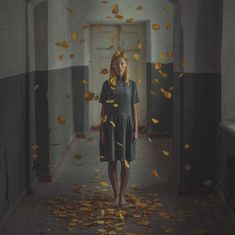Beautiful Fine Art Portrait Photography by Anka Zhuravleva #inspiration #photography