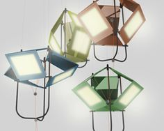 the morocco pendant by dan johnstone mimics ancient hurricane lanterns