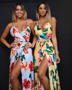 """Loja Fitness BH   Moda Praia on Instagram  """"Vestido e saída no floral! Qual  cor vc prefere  !😱🤩"""" c41375d49c"""