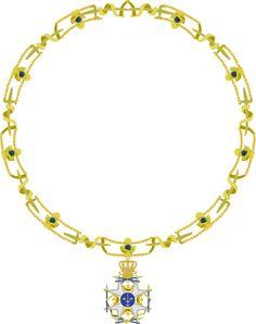 Collier de l'Ordre de l'Epee