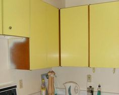 The Dollar Store Rental Kitchen Makeover Again