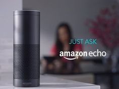 Amazon Echo: the Video says: You've got to ENJOY IT! ;-) https://mdcplus.wordpress.com/2015/06/24/introducing-amazon-echo-youve-got-to-enjoy-it/?utm_content=buffer1a032&utm_medium=social&utm_source=pinterest.com&utm_campaign=buffer#more-424…