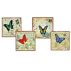 image of Butterfly Wall Art