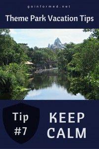 Theme Park Tip #7: K
