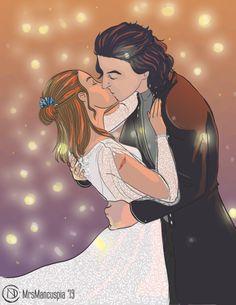 MrsMancuspia – More Beautiful Art Dragon Ball, Reylo Fanart, Hot Fan, Star Wars Vii, Knights Of Ren, Star Wars Images, Hot Couples, Princess Leia, Clone Wars