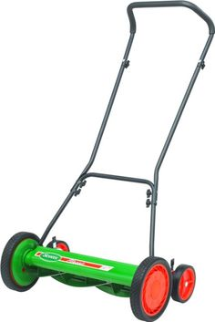 Scotts 2000-20 Reel Lawn Mower has height adjustment features so and easy controlling system as well. Besides, it features Precision Blade Technology and Ball Bearing Reel that provides the accurate cut in every pass for more information this site can help you.