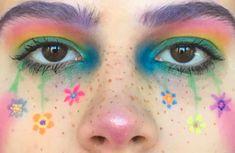 no makeup tips Eye Makeup, Clown Makeup, Makeup Art, Beauty Makeup, Hair Makeup, Makeup Goals, Makeup Inspo, Makeup Inspiration, Makeup Tips