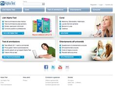 Alpha Test - e-commerce and editorial web site with eZ Publish CMF