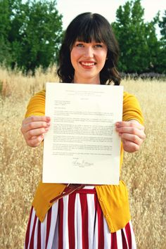 #LDS Missionary Shoot-she's going to California!