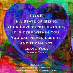 love is a state of being - Google Search