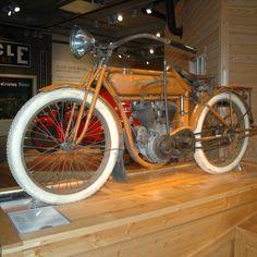 1913 Flying Merkel Model 71 - Classic American Motorcycles - Motorcycle Classics