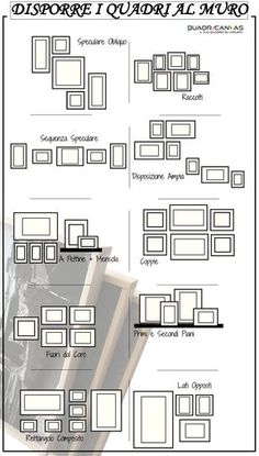 10 Modi per Disporre i Quadri alle Pareti - ArredoVerticale.it