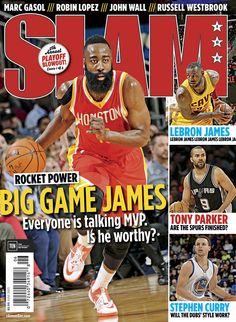 SLAM 188 - James Harden (Cover 1 of 3)